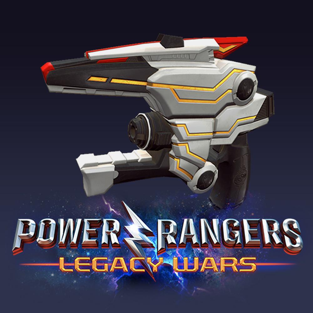 Power Rangers: Legacy Wars - Weapons