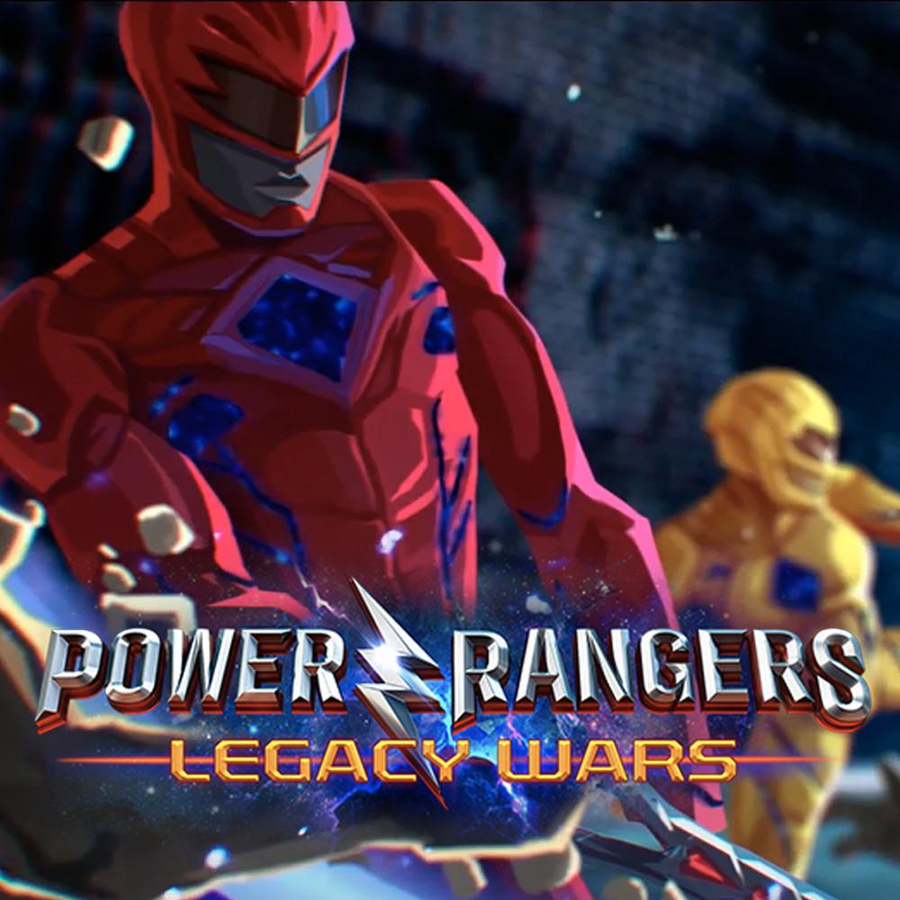 Power Rangers: Legacy Wars Intromovie 2017