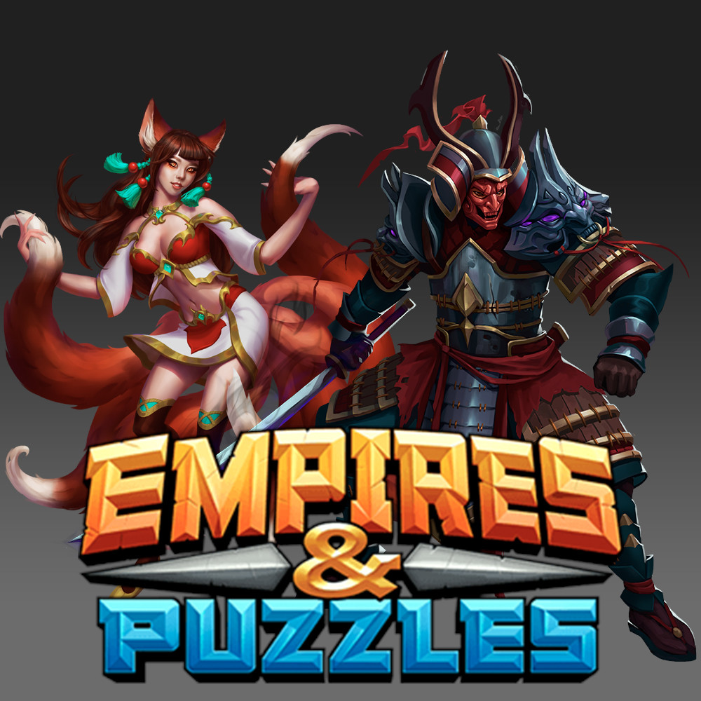 Empires & Puzzles: Nippon Heroes