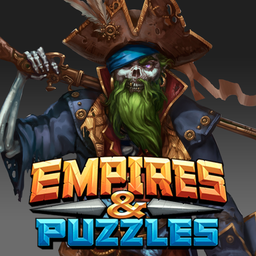 [Empires & Puzzles] Pirate Heroes