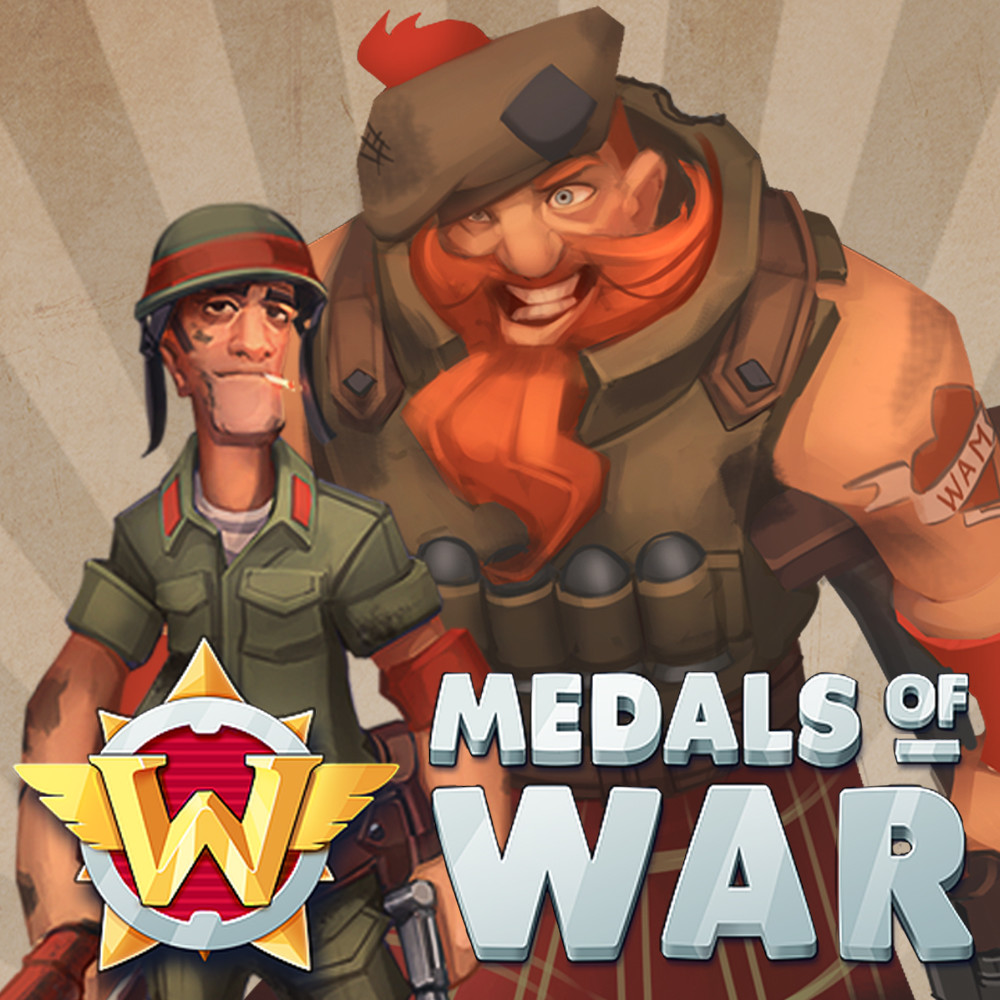 Medals of War: characters Part 2