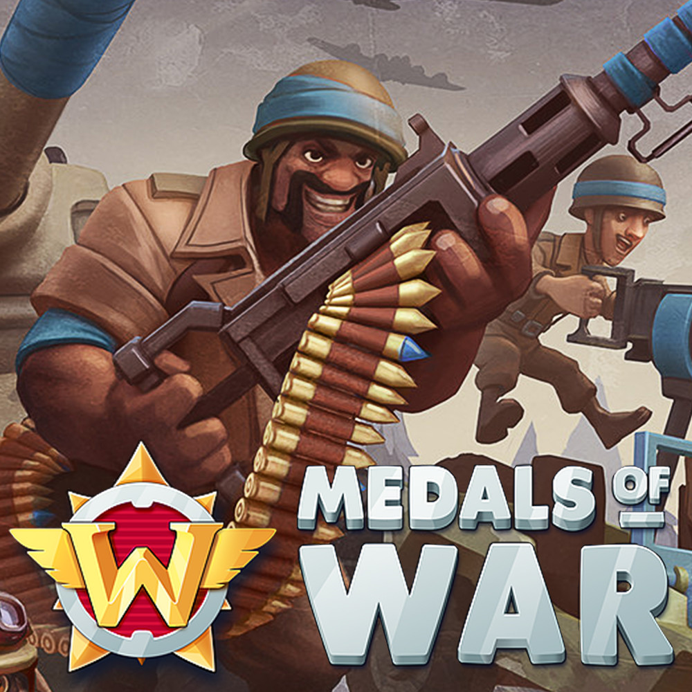 Medals of War: illustration