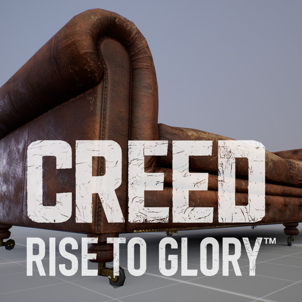 Creed: Rise To Glory - Chesterfield Sofa Prop