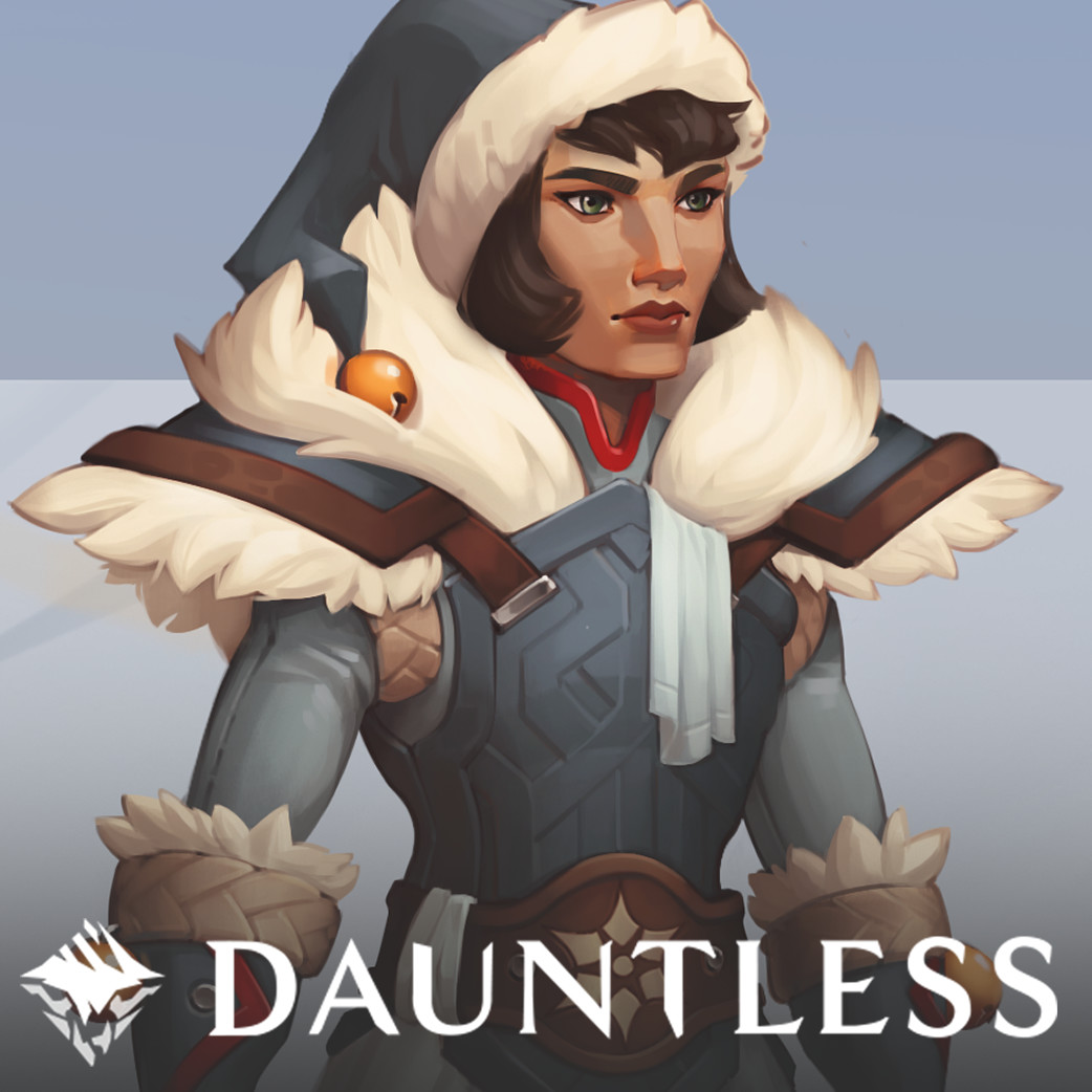 Dauntless - Frostfall Armor Designs