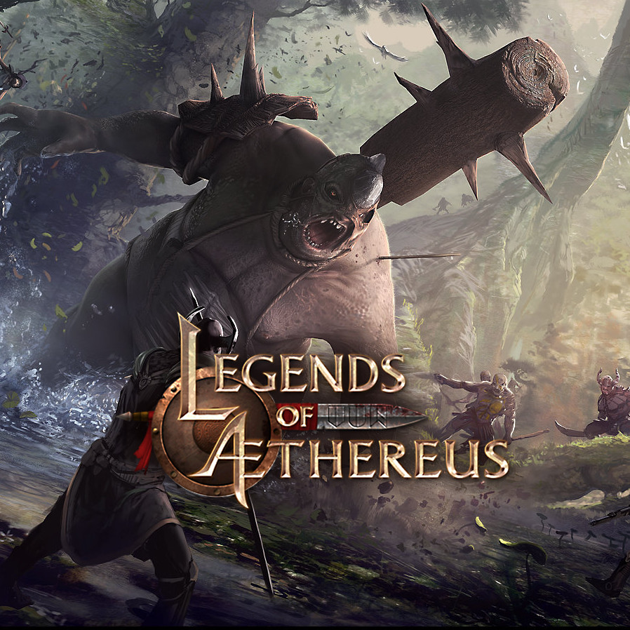 Legends of Æthereus (2013)
