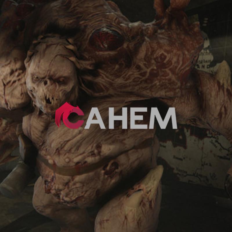 Cahem Bunker - VR