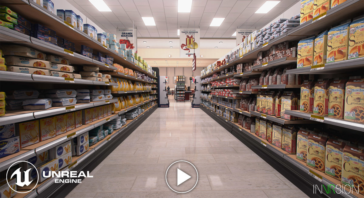 VR Supermarket Simulator