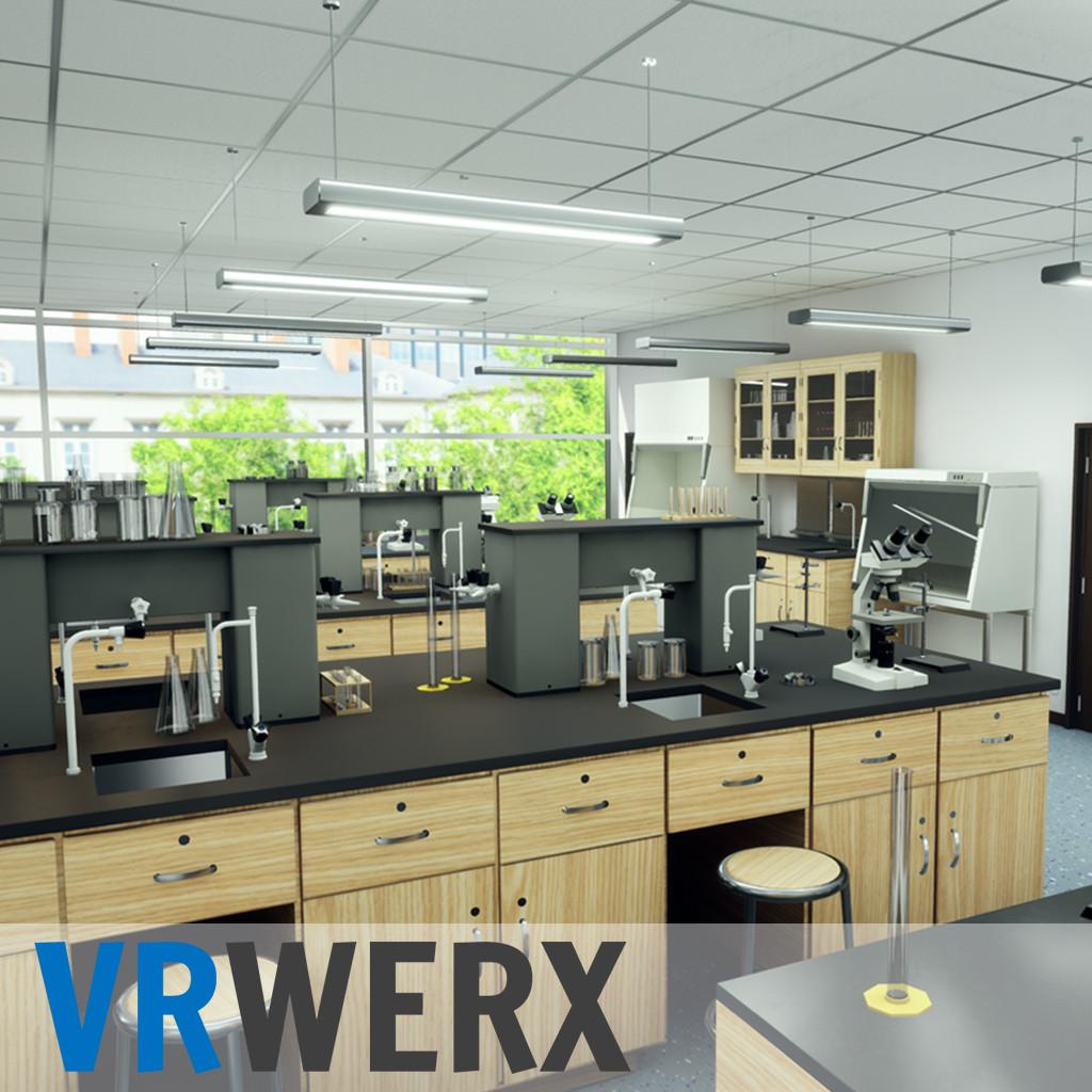VR Chemistry Lab