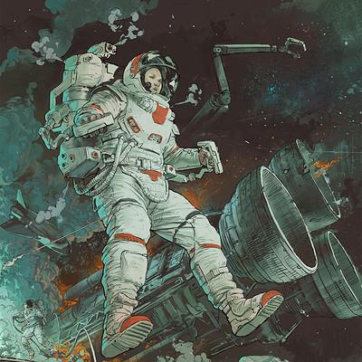 Ignacio bazan lazcano astronaut thumbnail