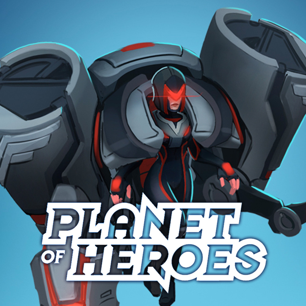 Planet of Heroes: Concept art of Sergeant