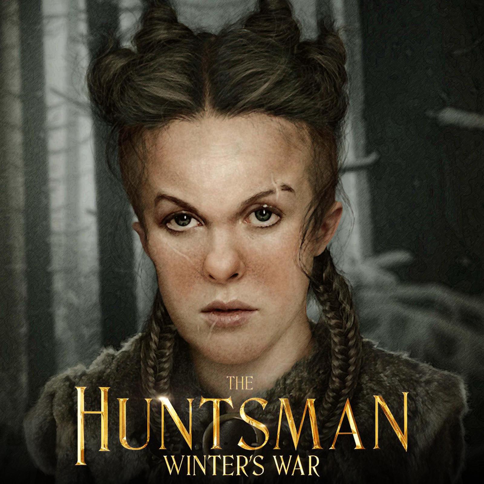 The Huntsman: Winter War