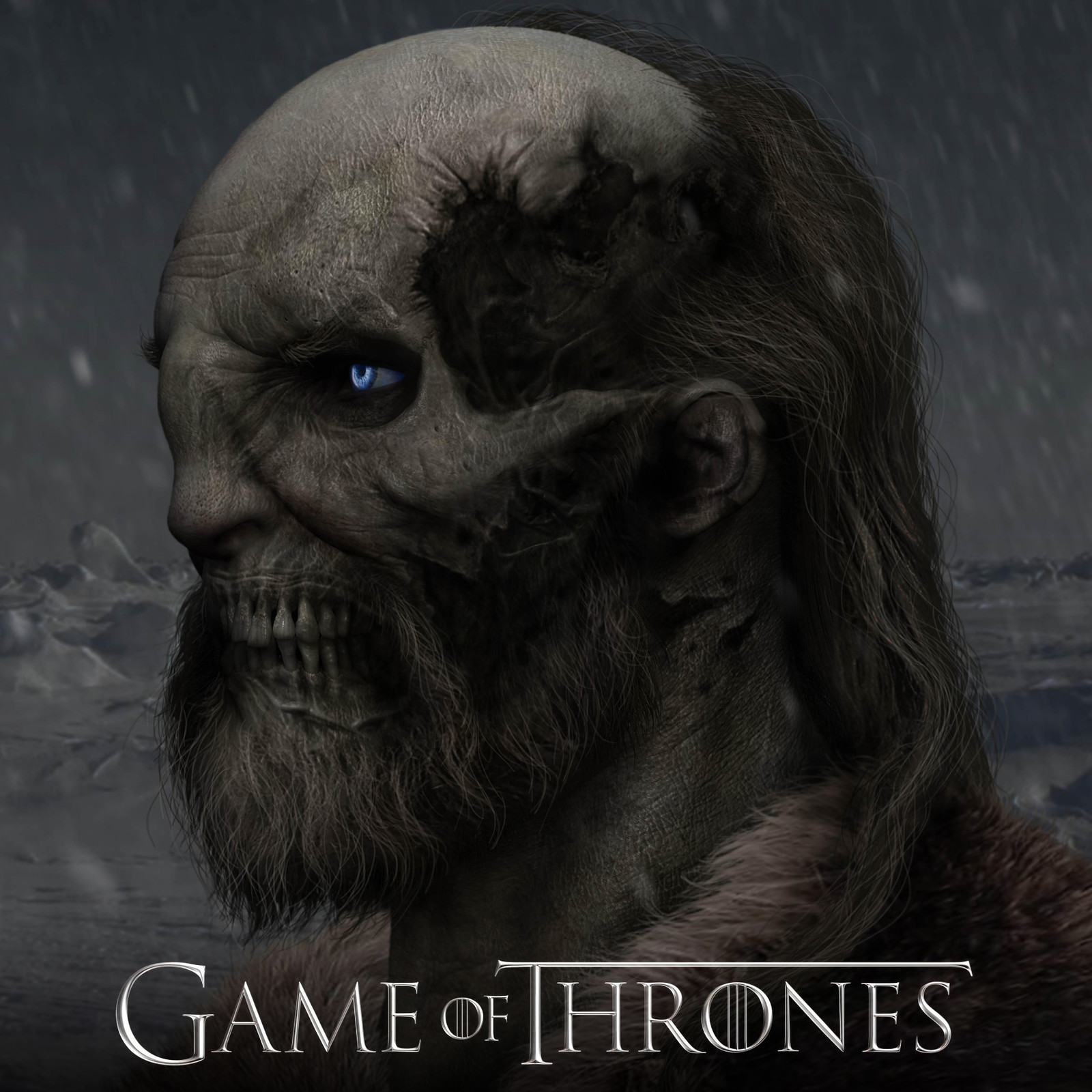 Game of Thrones - Season 7 - Giant Wights
