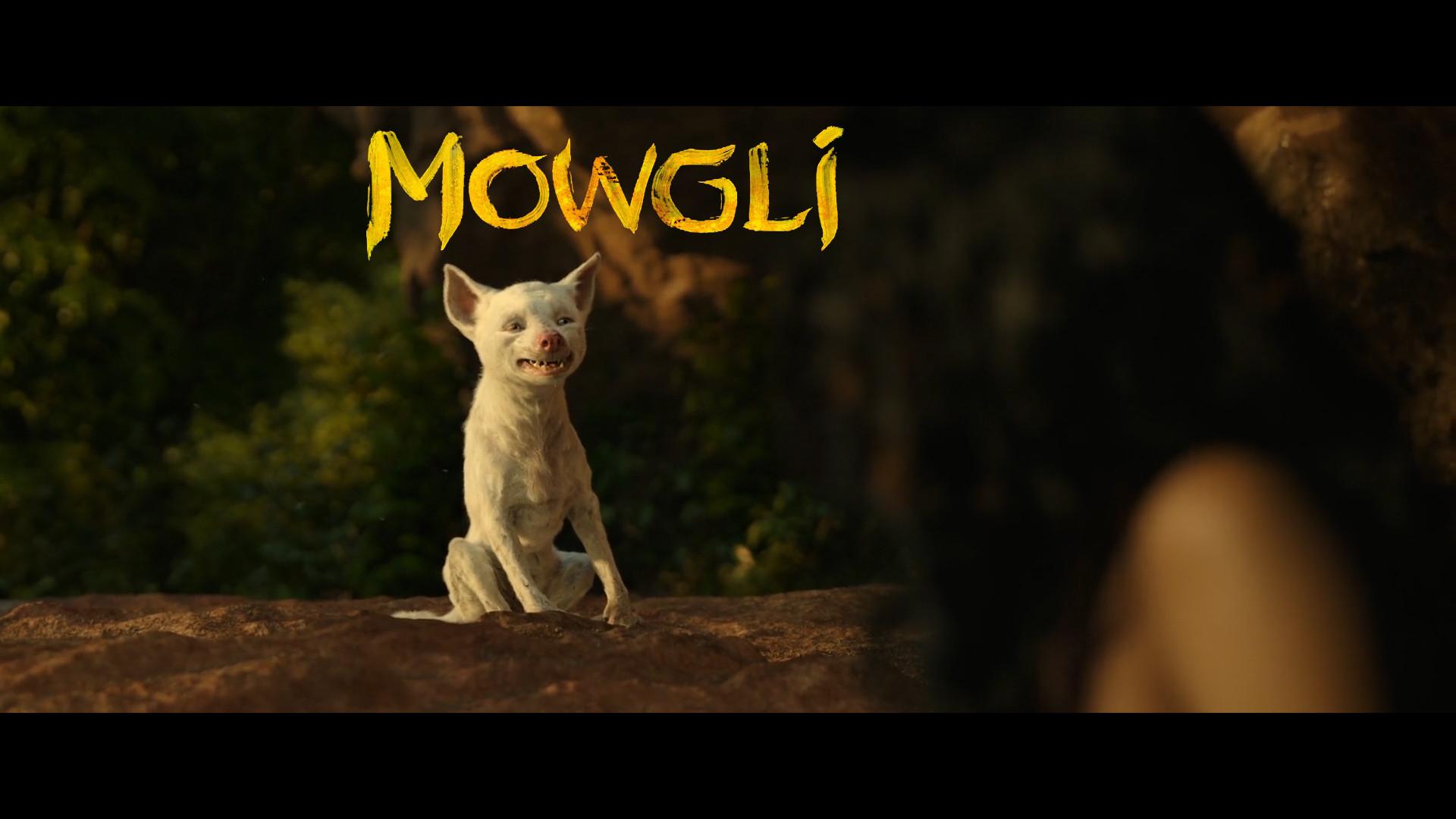ArtStation - MOWGLI: Legend of the Jungle - Animation Reel