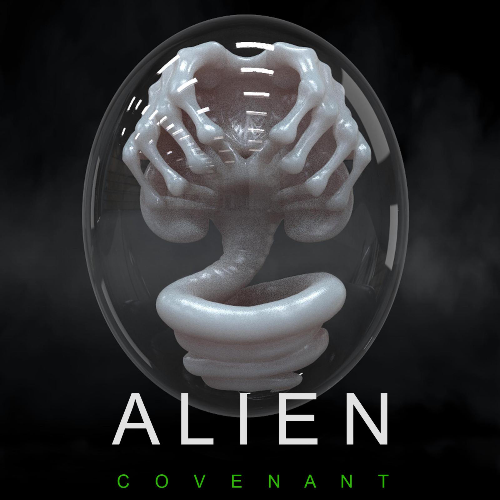 Alien Covenant Concpet Art