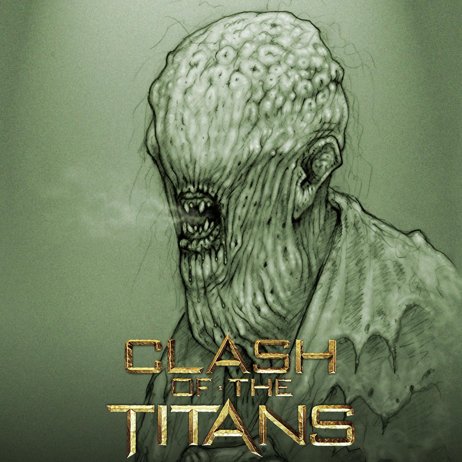 Clash of the Titans - Stygian Whitches