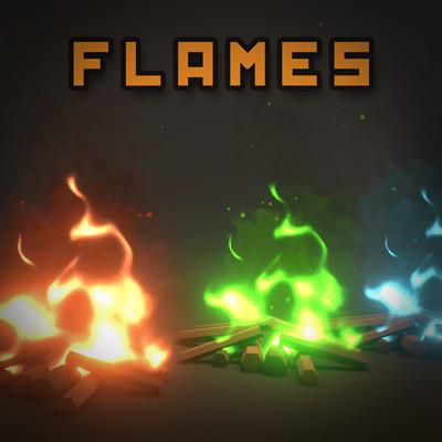 Gabriel aguiar shaderforge flame thumbnailsquare