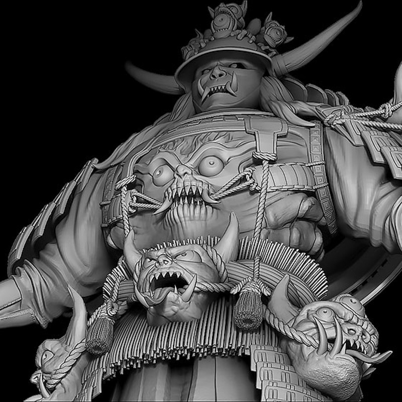 Samourai Challenge 2018