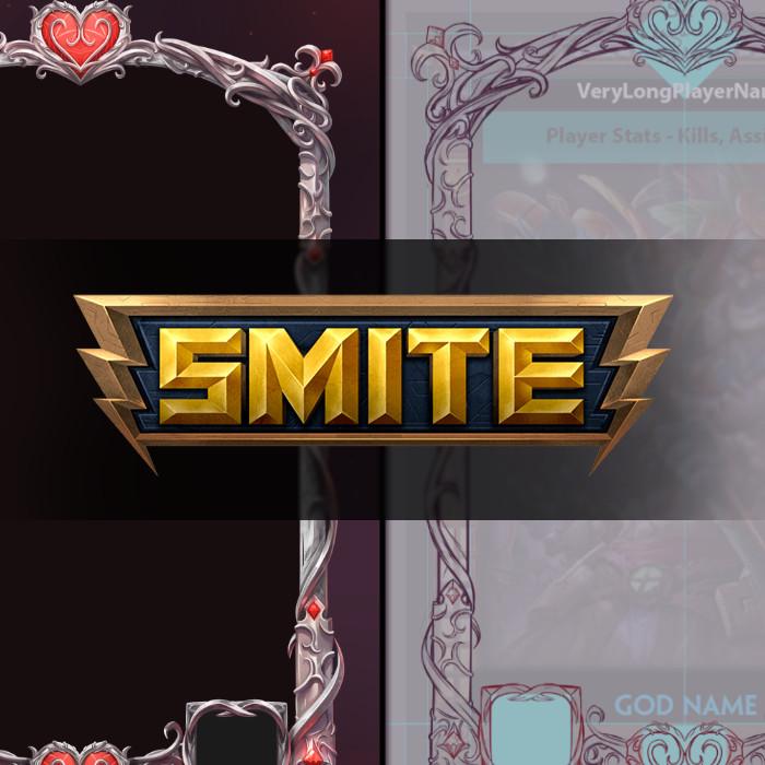 SMITE - Goodwill Loading Frame