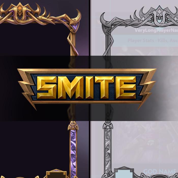 SMITE - Slavic Loading Frame