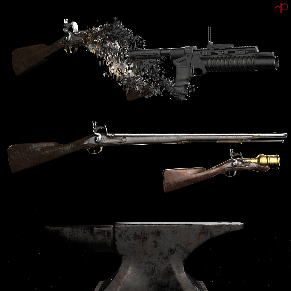 Weapon: Evolution