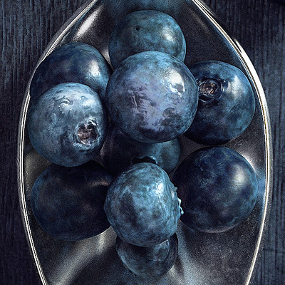 Sweet Blueberries