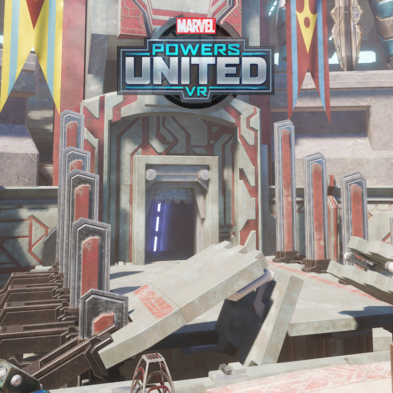 Marvel Powers United VR: Planet Hulk Arena