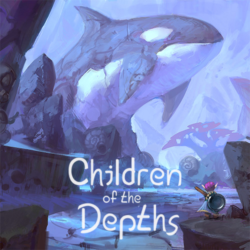 Children of the depths - Whale pass