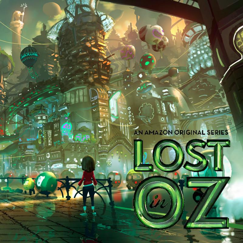 """""""Lost in OZ"""" Concept Art"""