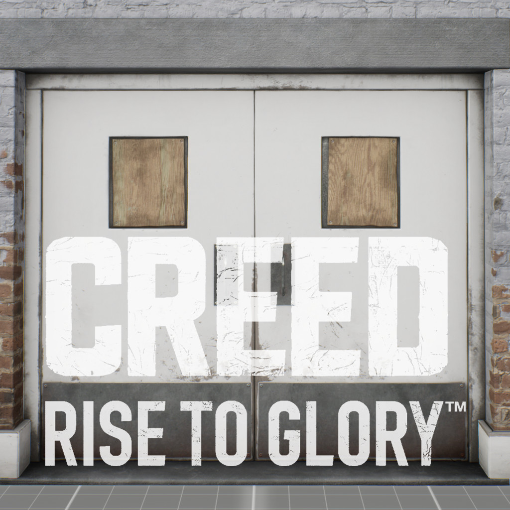 Creed: Rise to Glory - Door & Wall Asset