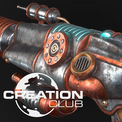 Zetan Arsenal - Alien Disintegrator