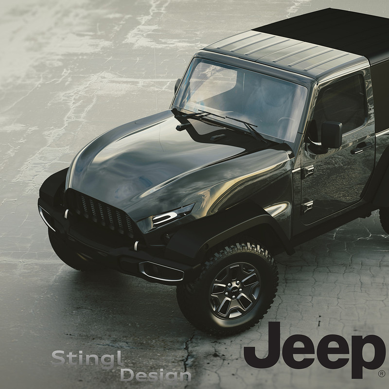 Jeep Catawba concept