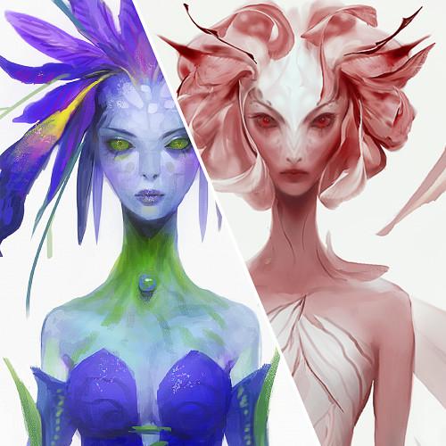 Floral Fairies