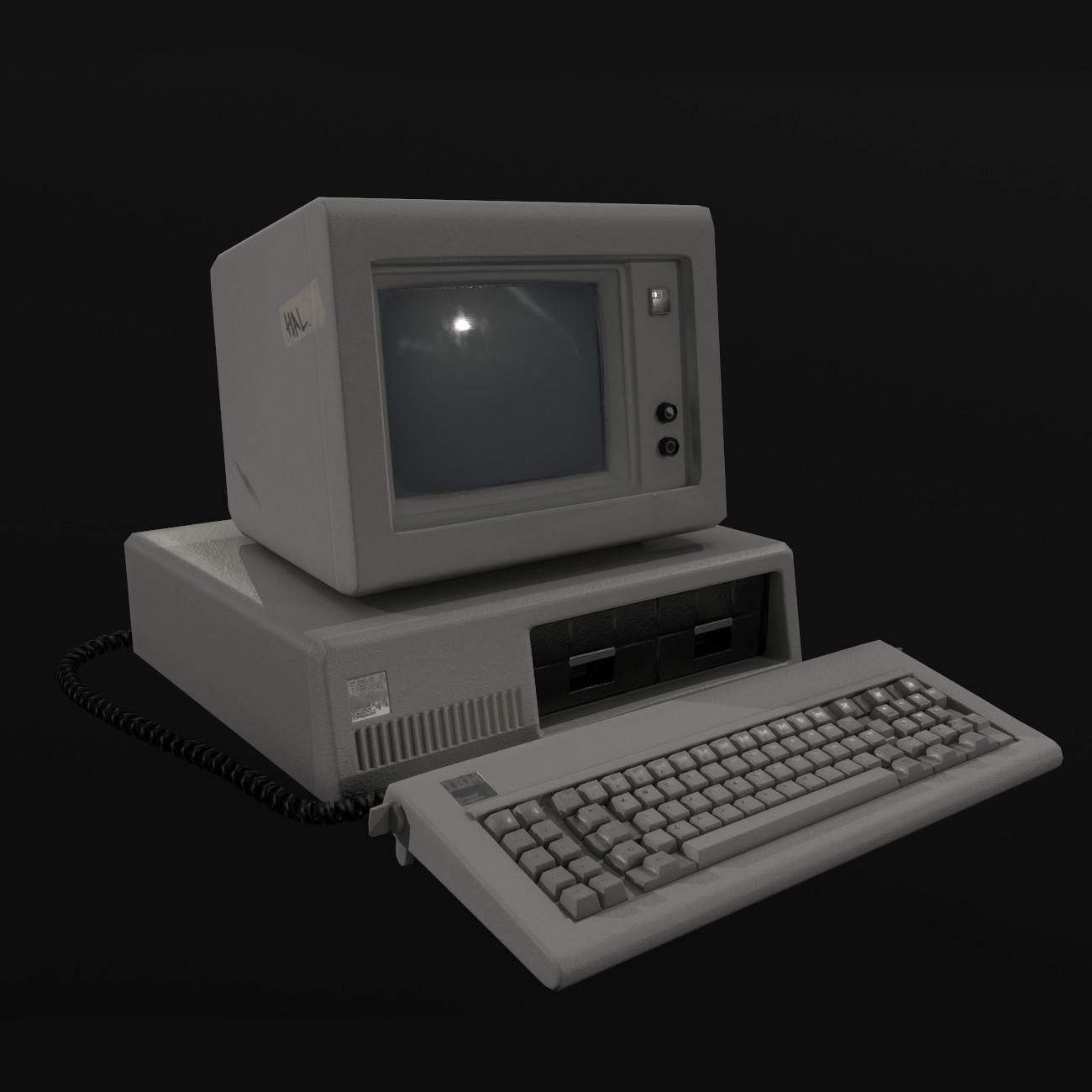IBM 5150 Prop