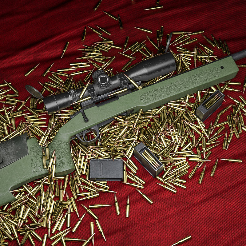 M40A5 Sniper Rifle