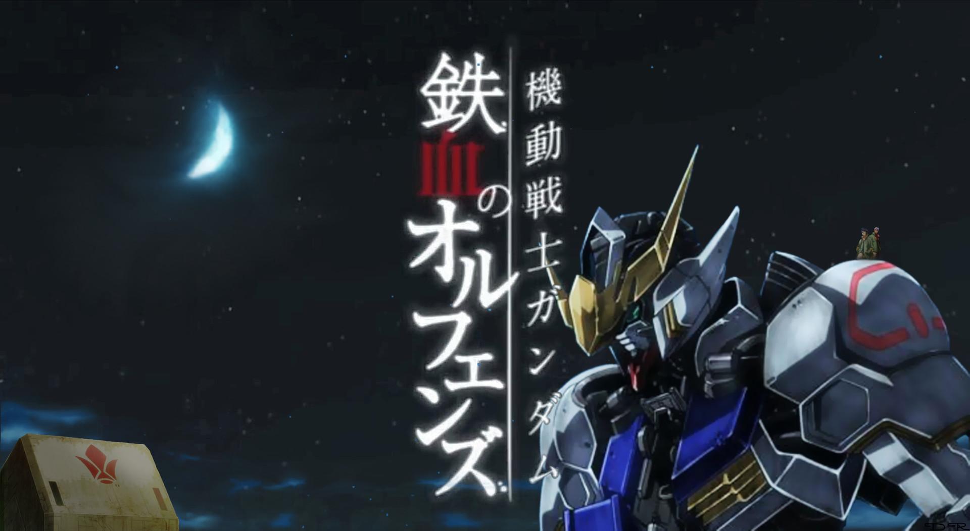 Artstation Gundam Iron Blooded Orphans Hd Wallpaper Raven