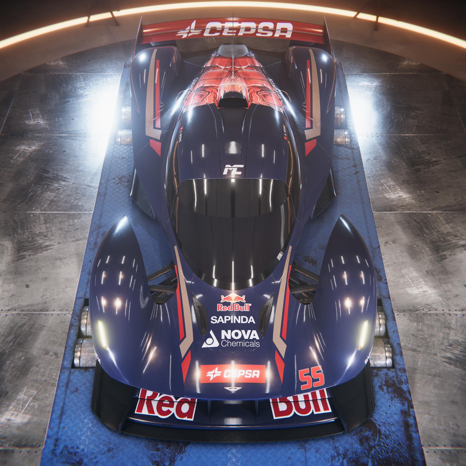 Aston Martin Valkyrie Sport: Aston Martin Valkyrie AMR Pro, Arnold Wong
