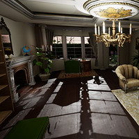 ArtStation - Exterior Lighting Setup Tutorial for UE4, Carol Eastwood