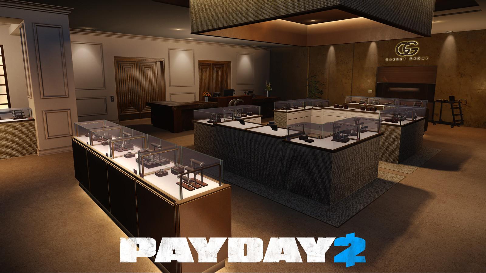 Payday 2: Reservoir Dogs DLC