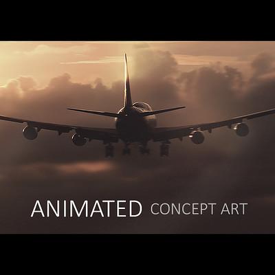 Valeriy orlov anim concept art artstation logo