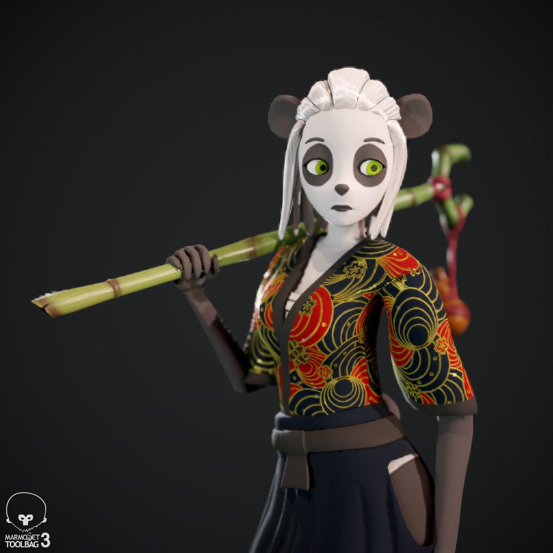 Bamboo Trainee