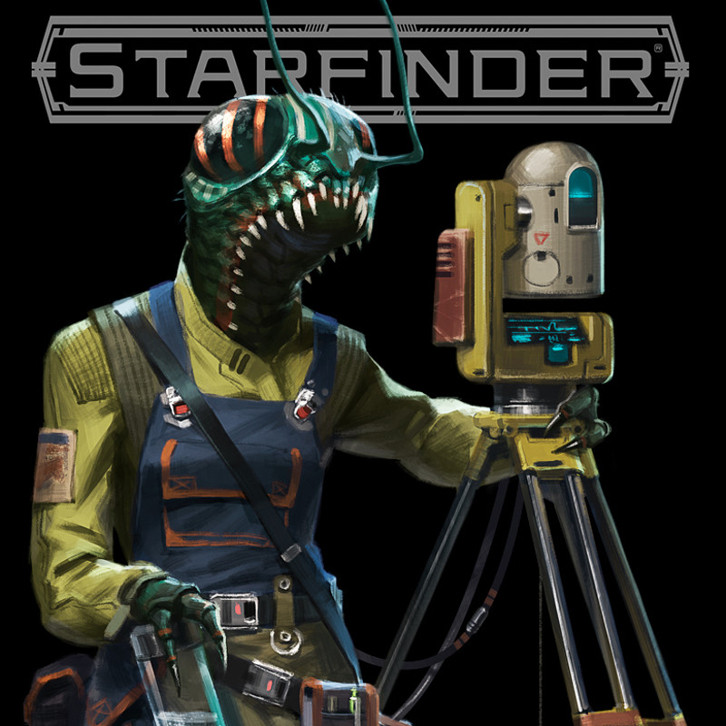Starfinder: Against the Aeon Throne - characters
