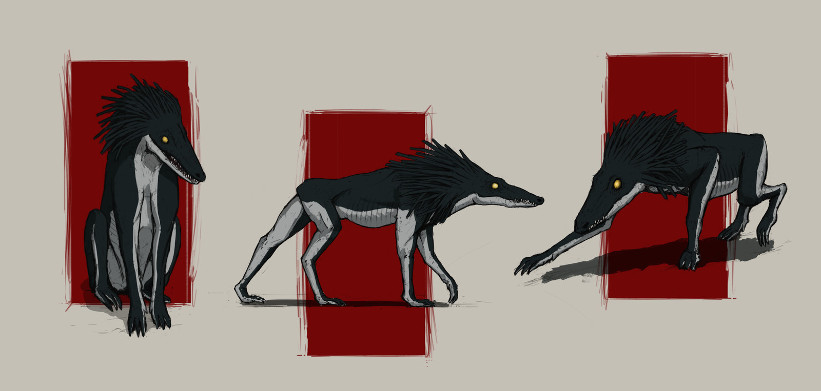 Beasts - Creature Concept