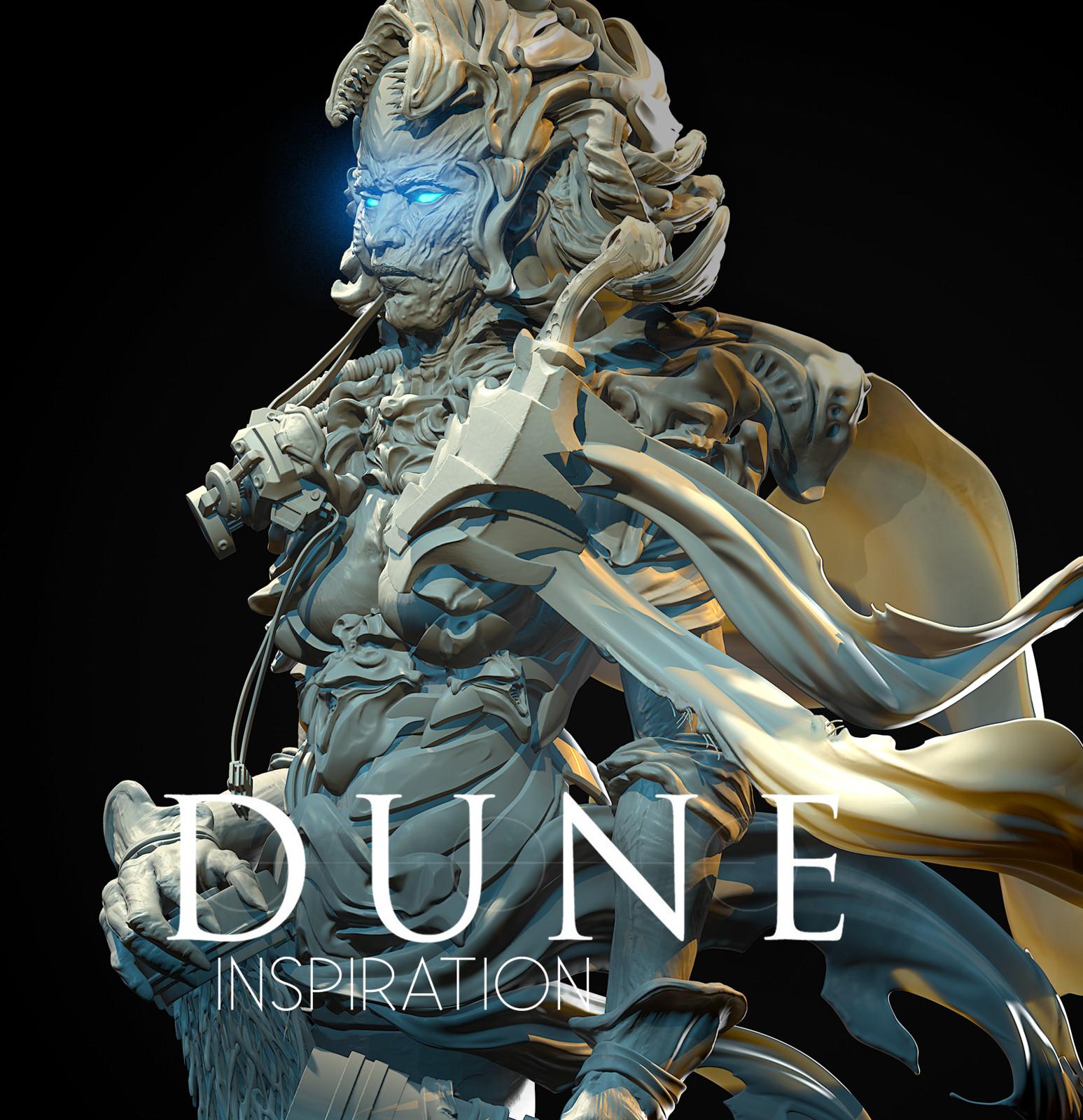 DUNE_Inspiration Judgement on Arakis