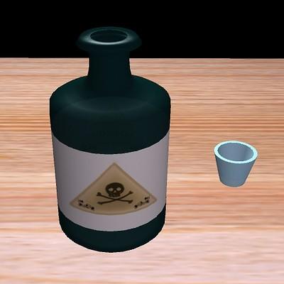 Holly cyprien bottleshotglass render1