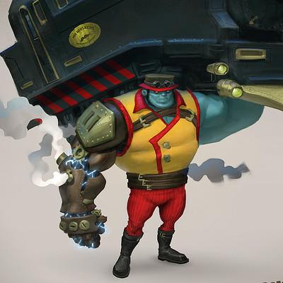 Josh godin josh godin world zombination doomsday steampunk
