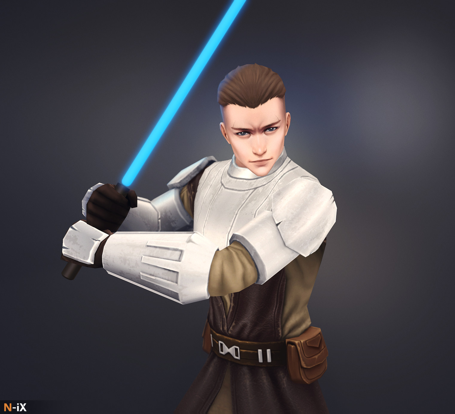 Star Wars Warrior