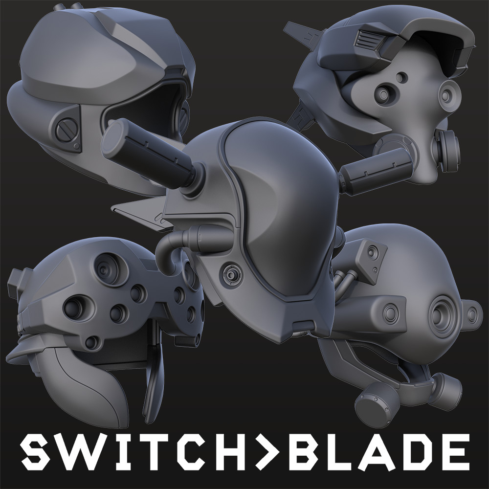 Switchblade Helmets