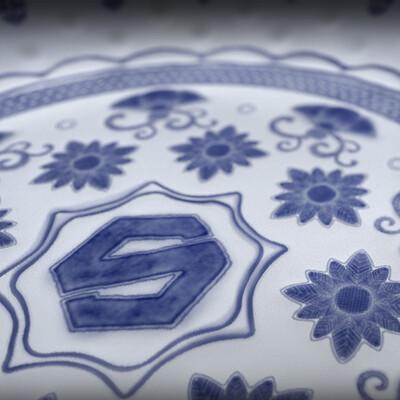 Carla tang ceramic dish wallpaper 01