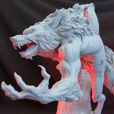 Giovani kososki werewolf close giovanikososki 02