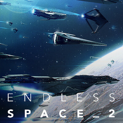 Game Illustration for Endless Space 2.